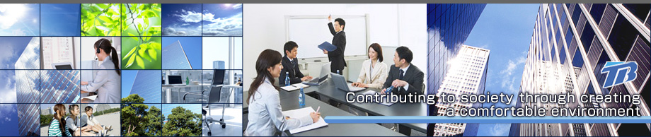 The No.1 Facility Management company in Japan
