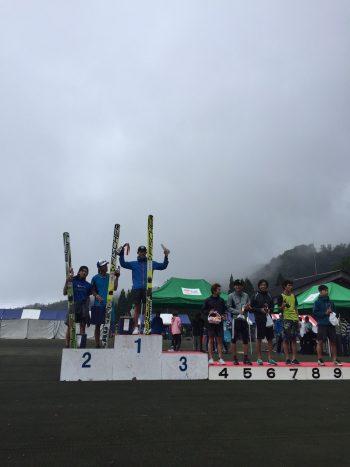 第15回妙高サマージャンプ大会 ノーマルヒル