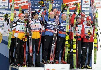 2009年世界選手権大会表彰式