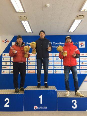 Far East Cup  Alpensia(KOR)