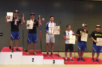 第28回 全日本ローラースキー選手権大会10km FR