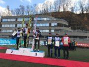 第96回全日本スキー選手権大会LH競技