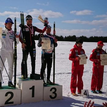 第96回 全日本スキー選手権大会 NC