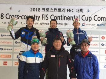 Far East Cup Men's 10km C