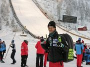 3rd Continental Cup Ski Jumping