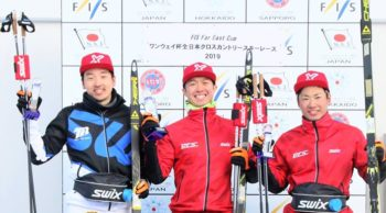 FIS Far East Cup ワンウェイ杯 男子 1.5 km SF