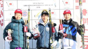 FIS Far East Cup 札幌トヨタ杯 15km フリー