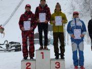 第74回北海道スキー選手権大会 ジャンプ競技