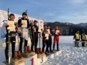 FIS Far East Cup 2019 白山白峰  1.5km SP CL