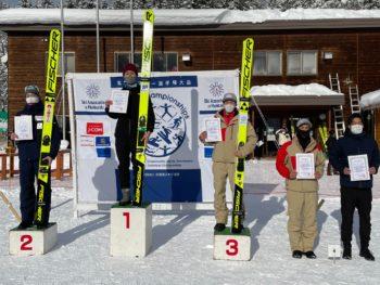 第76回北海道スキー選手権大会