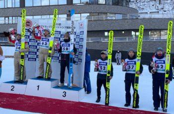 第60回STVカップスキージャンプ競技大会