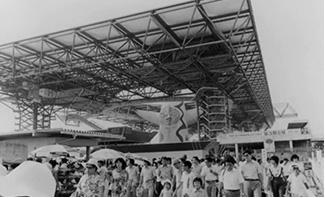 1970年 大阪万博の清掃業務