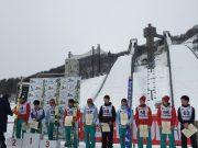 第93回全日本スキー選手権大会 ラージヒル
