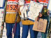 第72回国民体育大会冬季大会 NC成年A組 10km