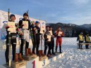 FIS Far East Cup 2019 白山白峰  1.5km SP CL