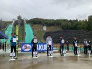 2020白馬サマー・ノルディックフェスティバル ジャンプLH記録会