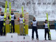 第48回HTBカップスキージャンプ競技大会