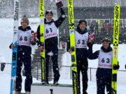 第49回札幌オリンピック記念スキージャンプ競技大会 ノーマルヒル競技
