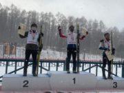 第99回全日本スキー選手権 ノルディックコンバインド