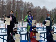 天皇杯第99回全日本スキー選手権大会 15km フリー